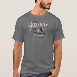 Yosemite National Park Half Dome California Shirt