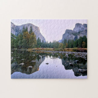 Yosemite National Park Jigsaw Puzzle