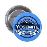 Yosemite National Park Logo Pinback Button