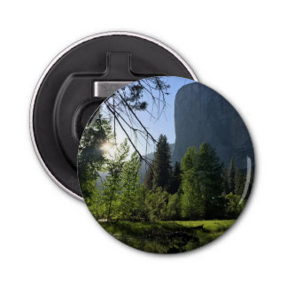 Yosemite National Park Magnetic Bottle Opener