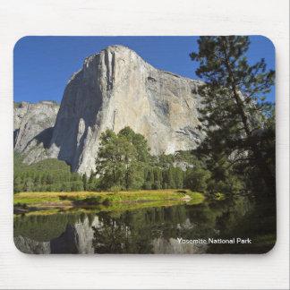 Yosemite National Park Mouse Mat