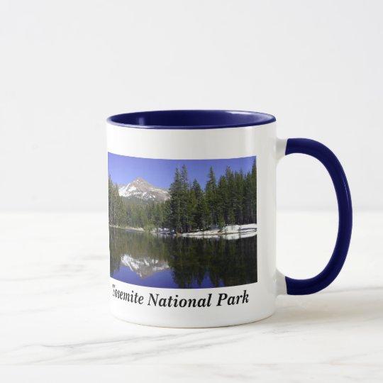Yosemite National Park Mug