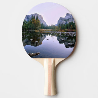 Yosemite National Park Ping Pong Paddle