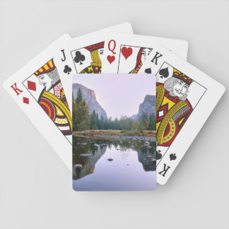 Yosemite National Park Playing Cards