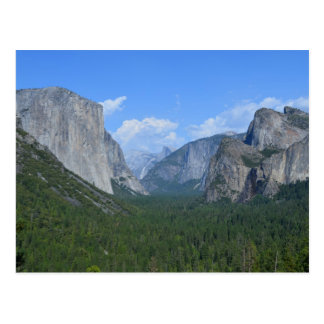 Yosemite National Park Postcard