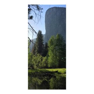 Yosemite National Park Rack Card