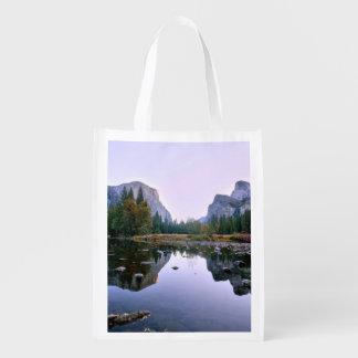 Yosemite National Park Reusable Grocery Bag