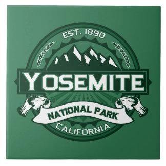 Yosemite National Park Tile