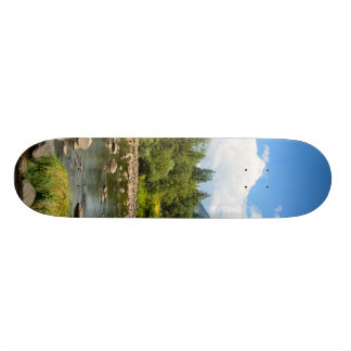 Yosemite National Park Valley View Skate Board