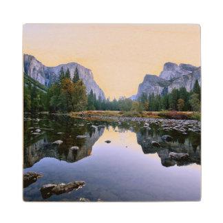 Yosemite National Park Wood Coaster