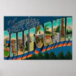 Yosemite Nat'l Park, California Poster