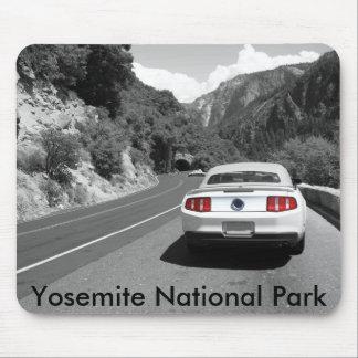Yosemite Park, California Mouse Pad