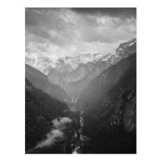 Yosemite Postcard