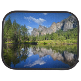 Yosemite Reflection Car Mat