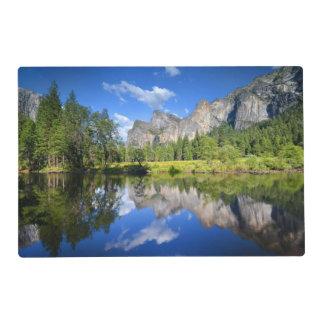 Yosemite Reflection Laminated Place Mat