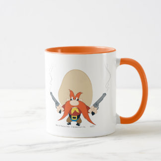 Yosemite Sam Back Off Mug