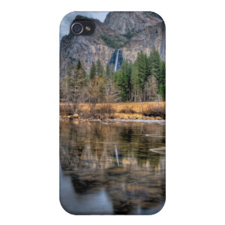 Yosemite Scenic Falls Cases For iPhone 4