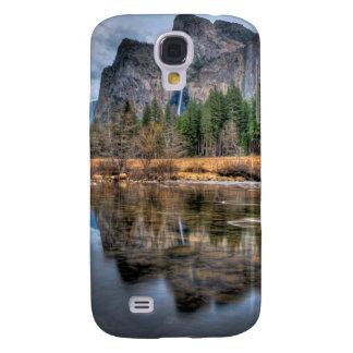 Yosemite Scenic Falls Galaxy S4 Case