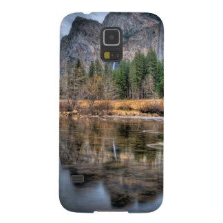 Yosemite Scenic Falls Galaxy S5 Cover
