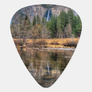 Yosemite Scenic Falls Guitar Pick