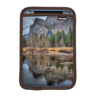 Yosemite Scenic Falls iPad Mini Sleeves