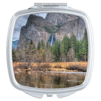 Yosemite Scenic Falls Vanity Mirrors