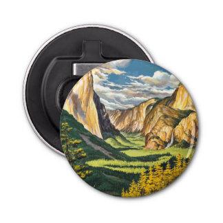 Yosemite Travel Art