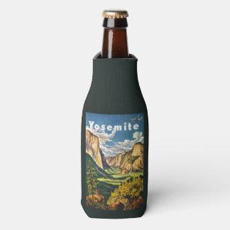 Yosemite USA Vintage Travel bottle cooler