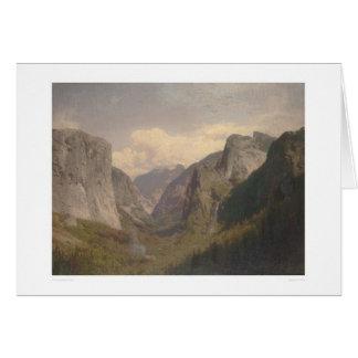 Yosemite Valley (1334) Card