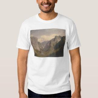 Yosemite Valley (1334) T-shirts