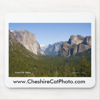 Yosemite Valley April California Products Mouse Pads