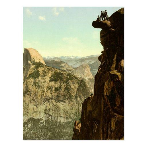 Yosemite Valley California Post Card