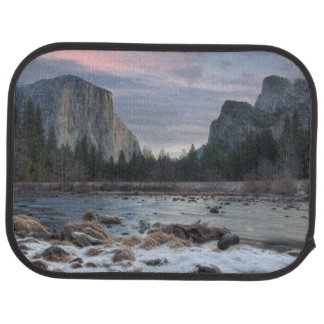 Yosemite Valley Car Mat