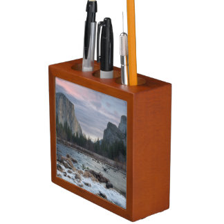 Yosemite Valley Desk Organiser