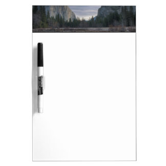 Yosemite Valley Dry Erase Board