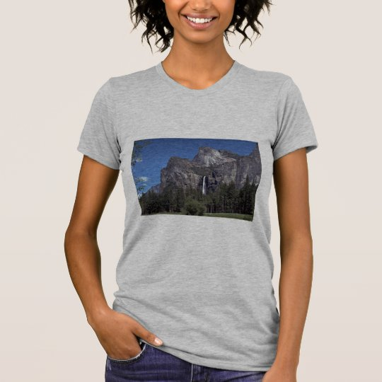 Yosemite Valley Falls, USA T-Shirt