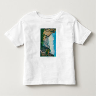 Yosemite Valley from Artist's Point Toddler T-Shirt