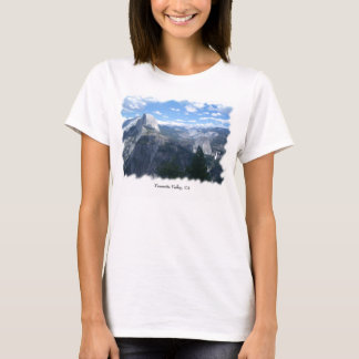Yosemite Valley from Glacier Point T-Shirt