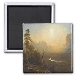 Yosemite Valley, Glacier Point Trail Magnet