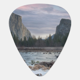 Yosemite Valley Guitar Pick