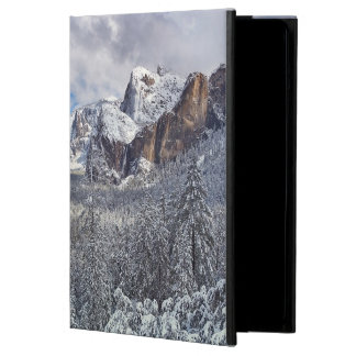 Yosemite Valley in Snow Case For iPad Air