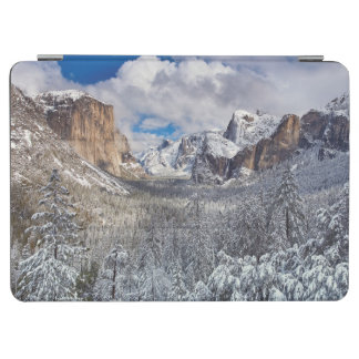 Yosemite Valley in Snow iPad Air Cover