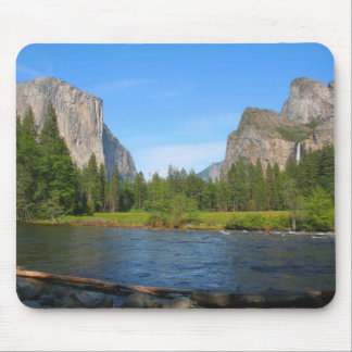 Yosemite Valley Mouse Pad