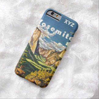 Yosemite Vintage Travel cases