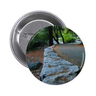 Yosemite Walk Way 6 Cm Round Badge