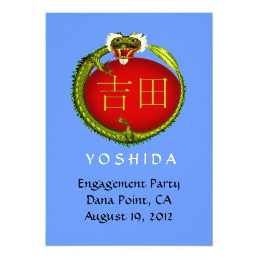 Yoshida Dragon Invite