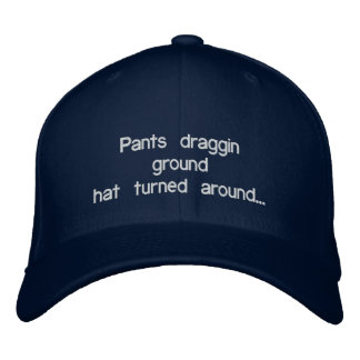 You Ain't Down! Embroidered Cap