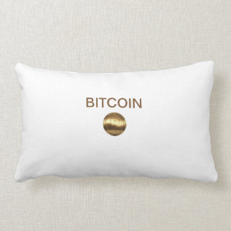 You almofadas Bitcoin Lumbar Cushion