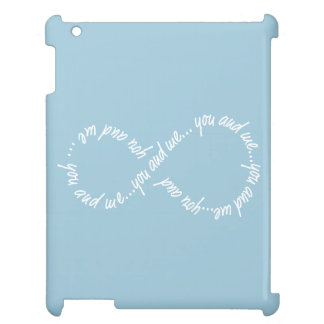 You and Me Infinity Case Savvy Glossy iPad Case
