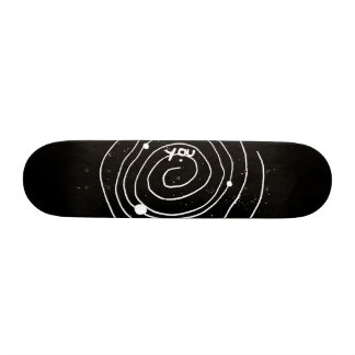 You and the Universe Skate Board Deck